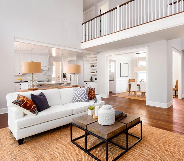 Como colocar una alfombra en el salon awesome elegir la medida perfecta para tu alfombra with - Como colocar alfombras ...